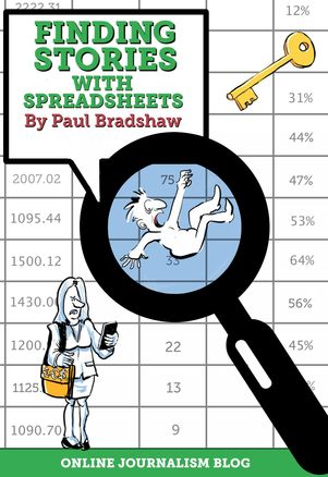 excel for journalists ebook